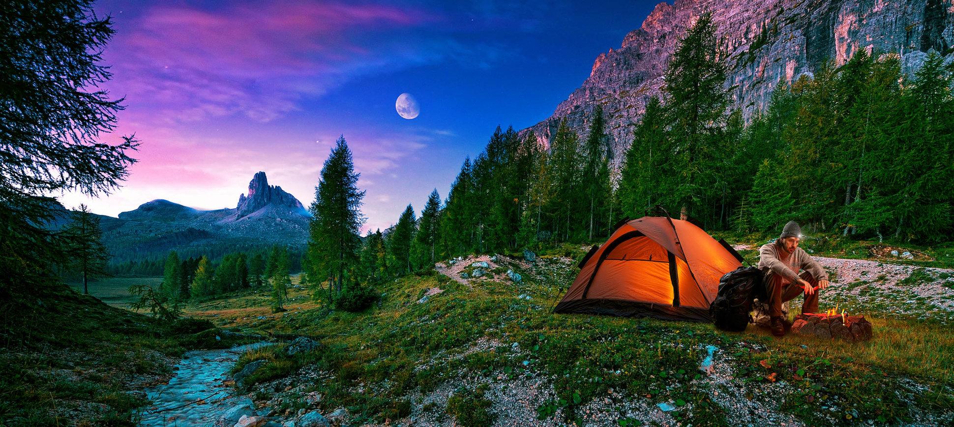 Türkiye'de Tercih Edilebilecek En İyi 5 Kamp Yeri