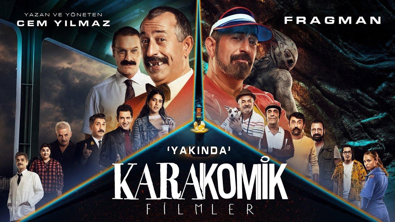 Karakomik Filmler 2 Arada | Kaçamak | Fragman | İnceleme