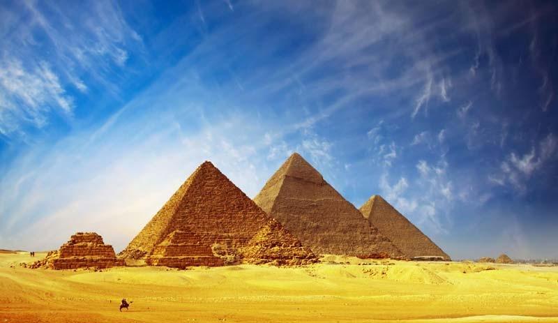 Piramitlerin İnanması Zor 10 Özelliği!