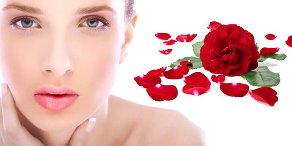 Gül suyunun cildimizde yararları