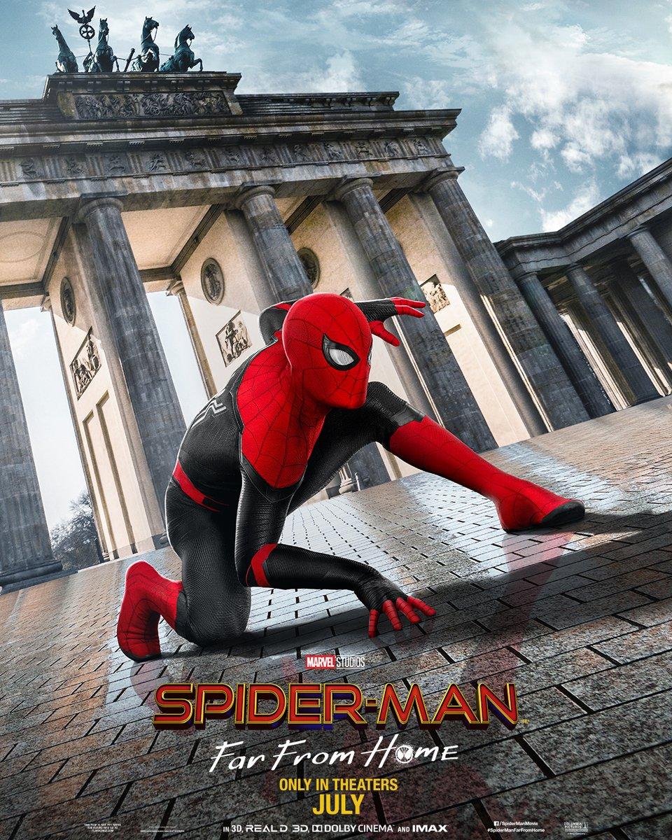 Spider-Man: Far From Home  Konusu ve Fragmanı