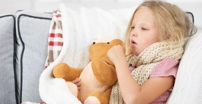 Çocuklarda Geçmeyen Öksürük, Nedenleri Ve Tedavi Şekli