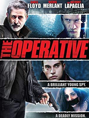 The Operative 2019 Operatif Filmin Konusu Fragmanı izle
