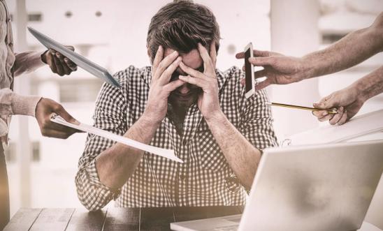 İş Yerinde Stres Nasıl Önlenir