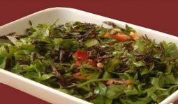 Zahter Salatası Nedir? Nasıl Yapılır?