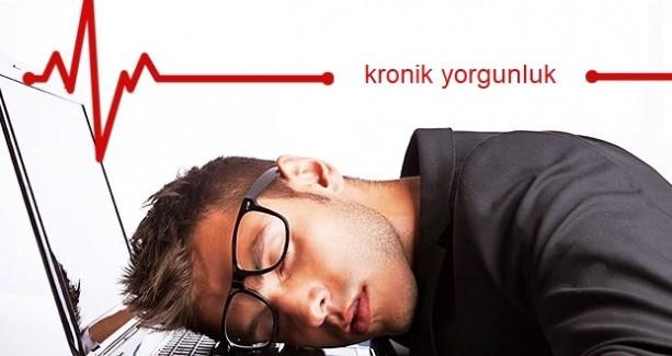 Kronik Yorgunluğun 5 Belirtisi Nelerdir?
