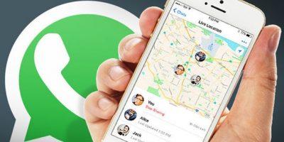 WhatsApp veya SMS İle Konum Nasıl Atılır?