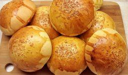 Evde Hamburger Ekmeği Nasıl Yapılır?