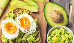 Avokadolu Yumurta Salatası Nasıl Yapılır?