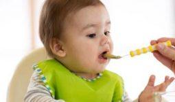 Bebeklerde ek gıda takviyesi