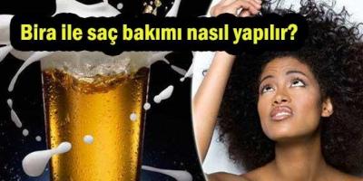 Biranın Saça Ne Gibi Yararları Ve Zararları Vardır?