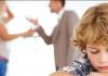Boşanma Kararında Çocukların Psikolojisi