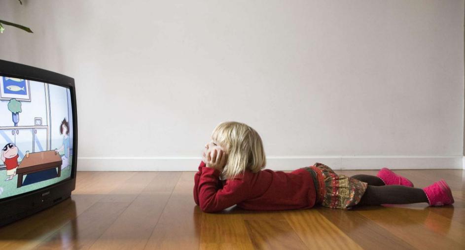 Çocuklar da Televizyonun Etkisi