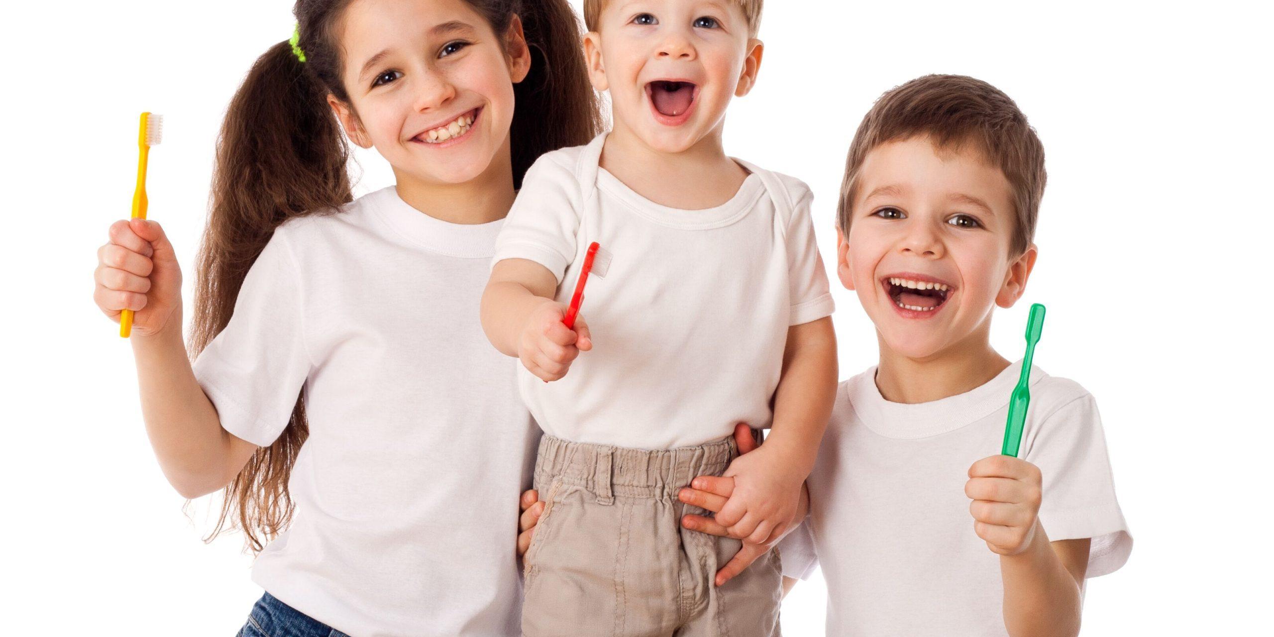 Çocukların Ağız ve Diş Bakımı İçin Yapılması Gerekenler