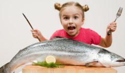 Çocuklar Hangi Balıklardan Yemeli