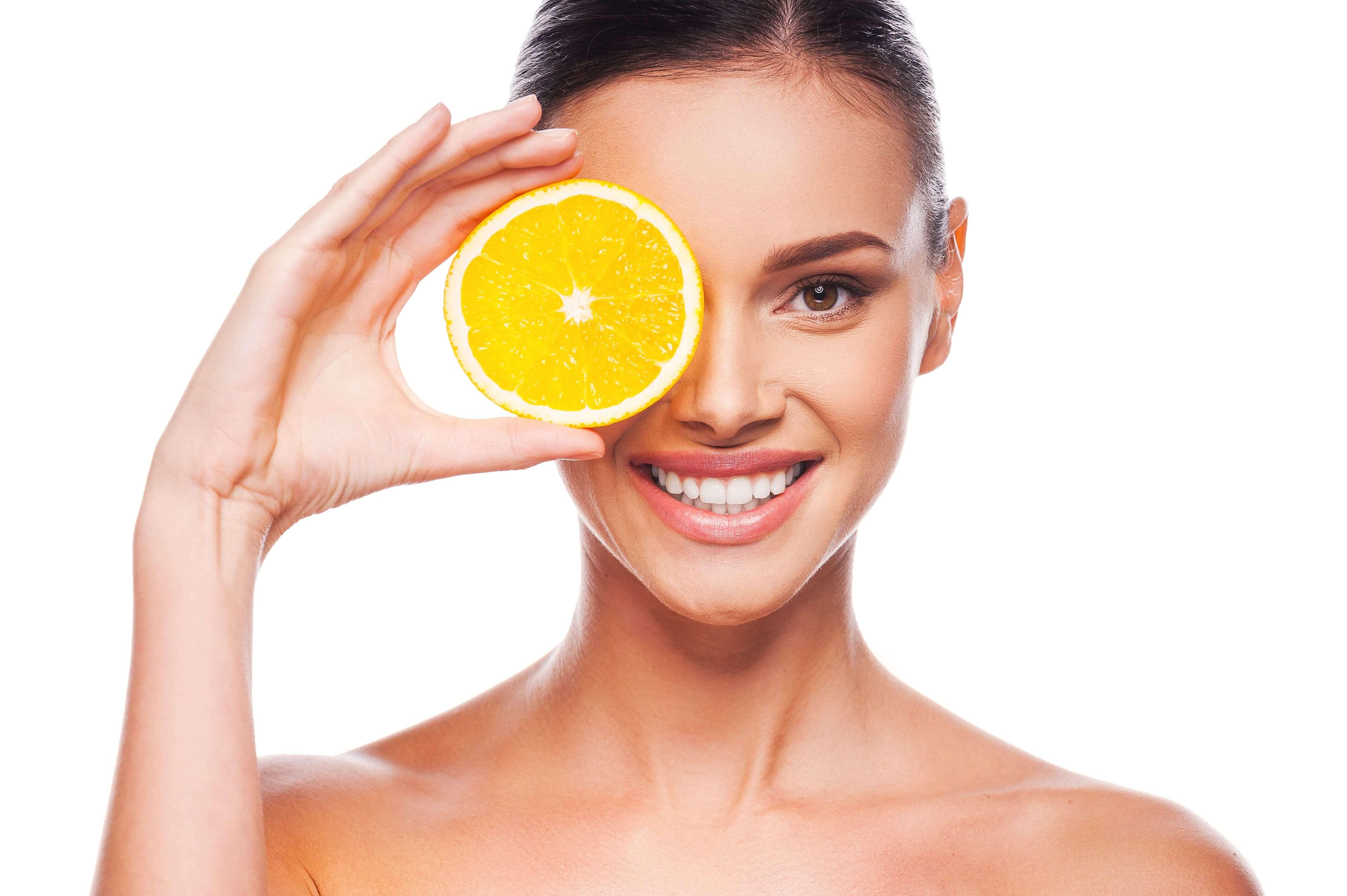C Vitaminin Cilde Olan Faydaları