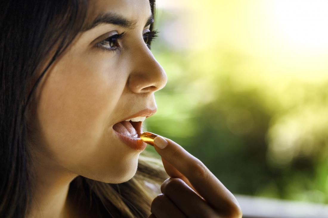 Kadınların Alması Gereken Vitaminler