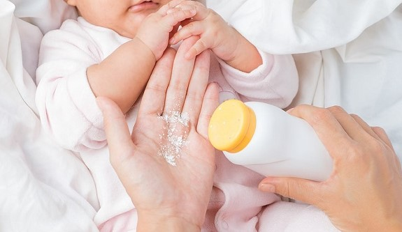 Bebek Pudrası Kullanım Alanları