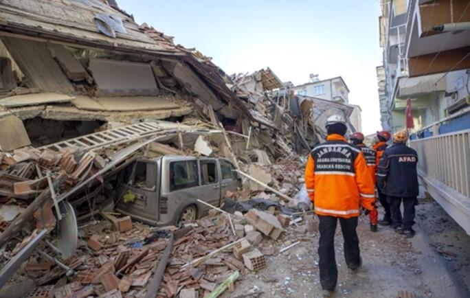 Depremde Anında Yapılması Gerekenler