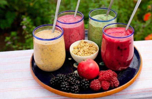 Sağlıklı Kilo Verdiren ve Lifli smoothie Tarifleri